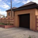 15)Декоративный забор