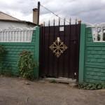 9)Декоративный забор