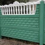 14)Декоративный забор