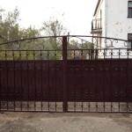 22.Металлические ворота, Караганда
