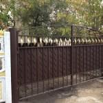 10.Металлические ворота, Караганда
