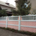 1.64.Декоративный забор г.Караганда